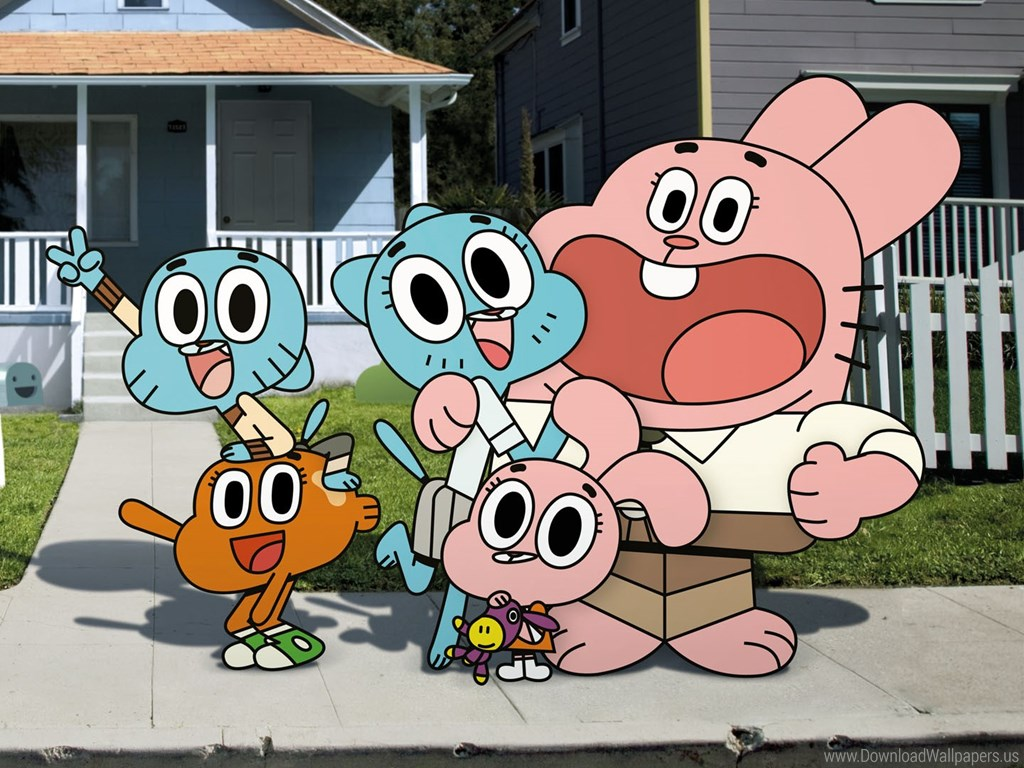 The Amazing World Of Gumball Wallpapers