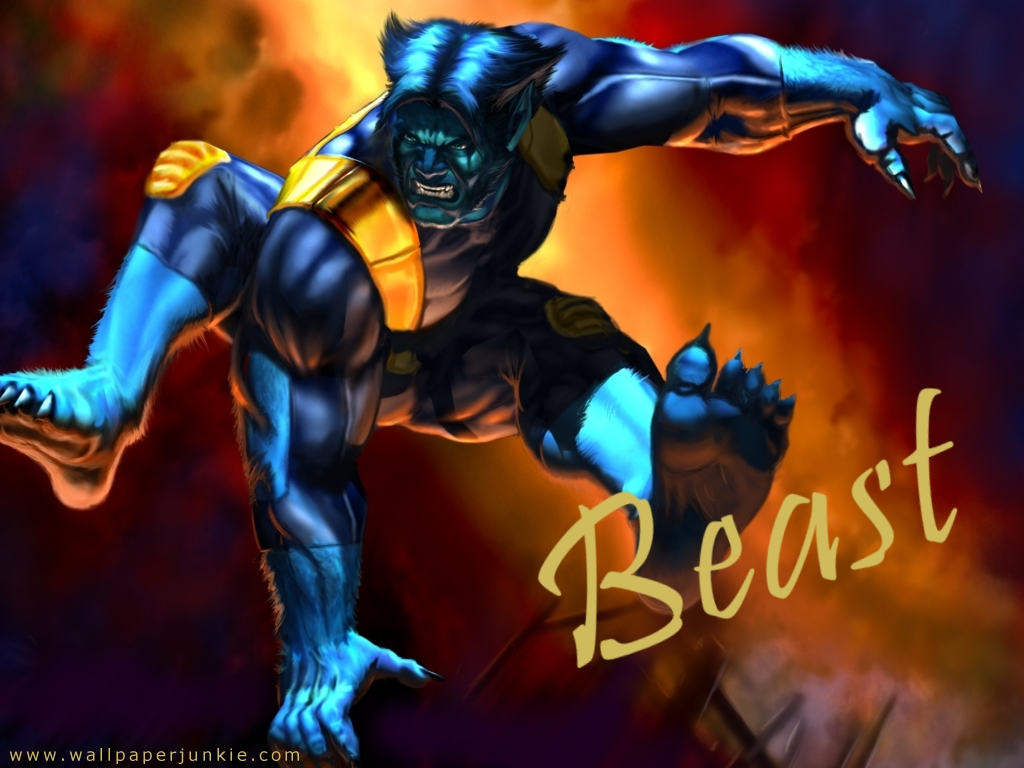 The Beast Marvel Wallpapers