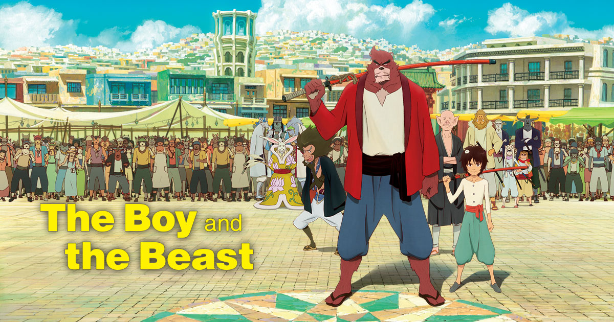 The Boy And The Beast Wallpapers