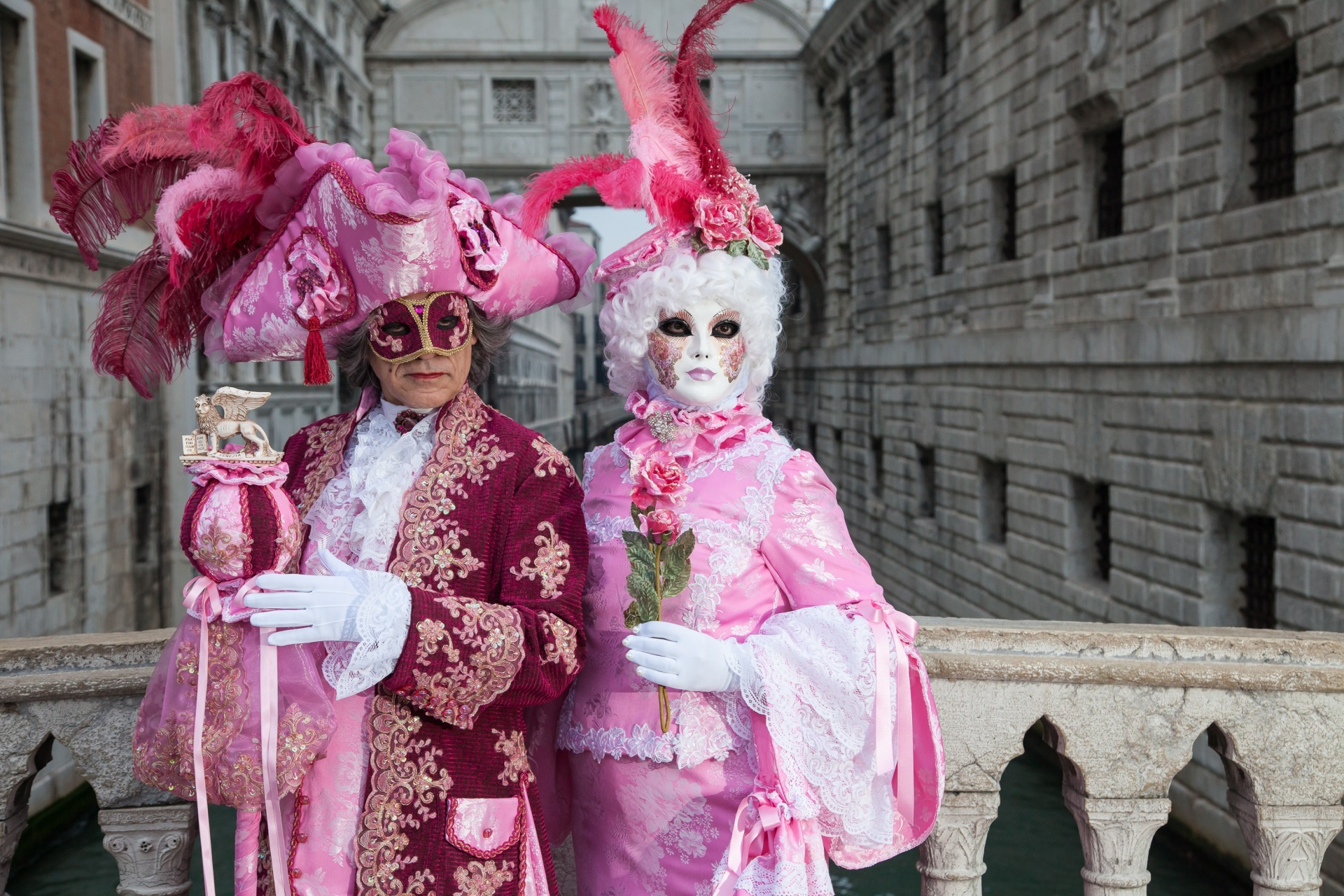 The Carnival Of Venice Wallpapers