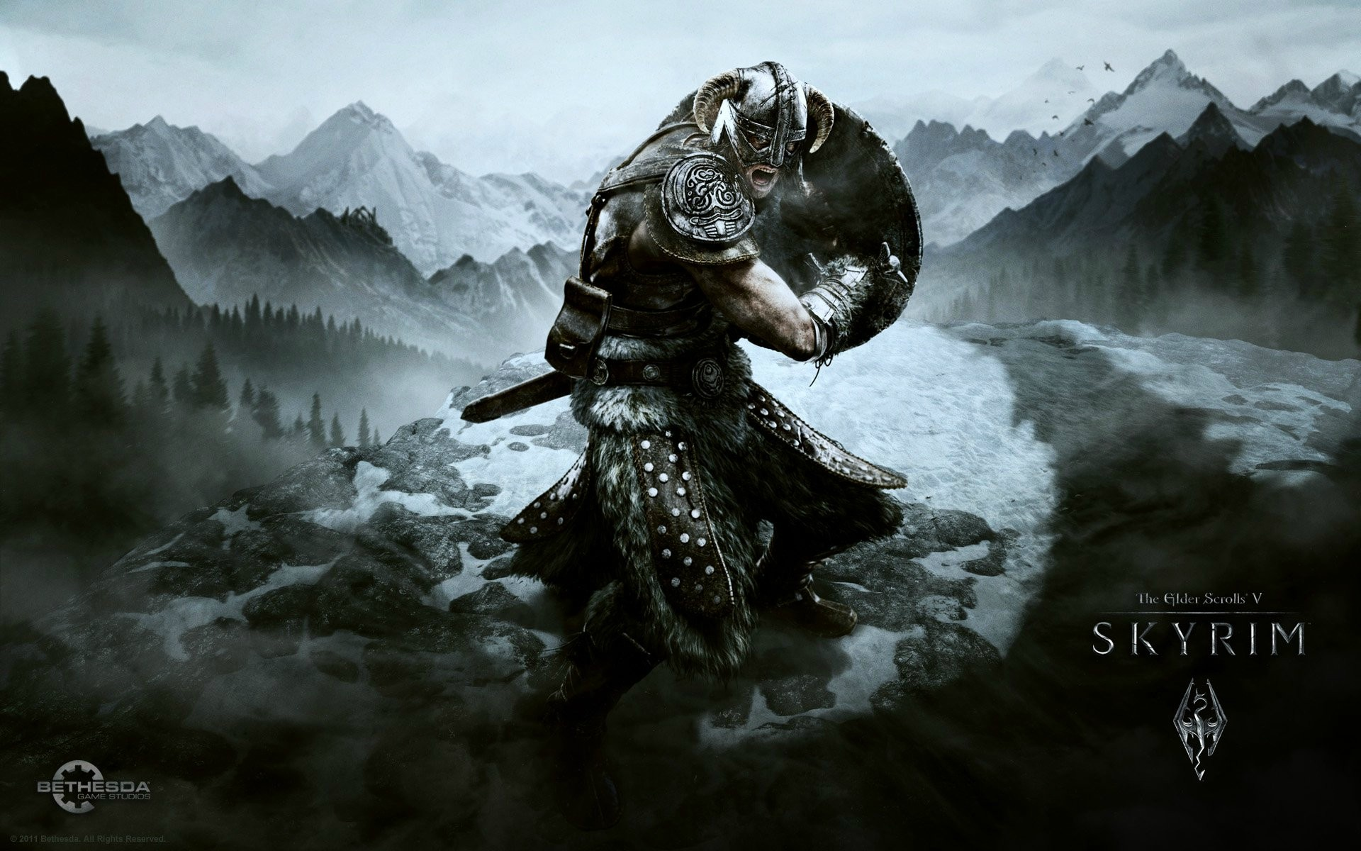 The Elder Scrolls V: Skyrim Wallpapers