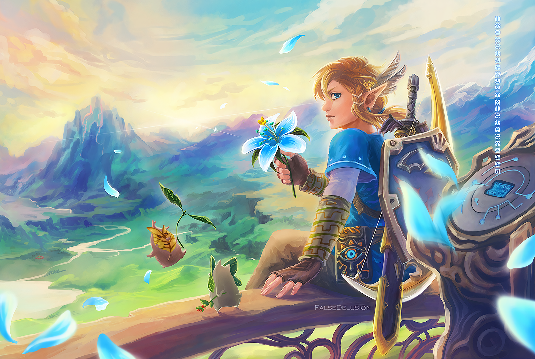 The Legend Of Zelda: Breath Of The Wild Wallpapers