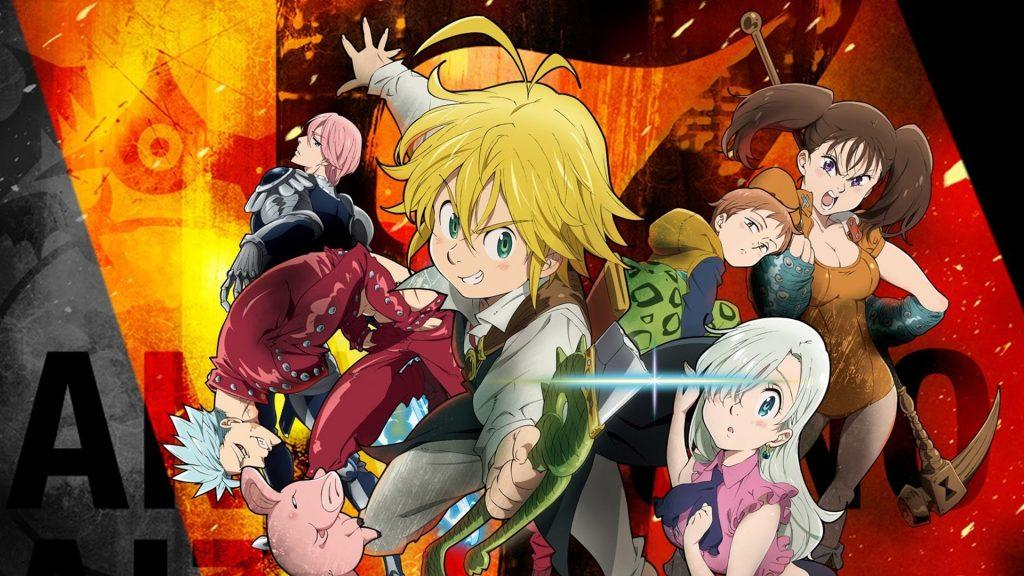 The Seven Deadly Sins: Revival Of The Commandments Wallpapers