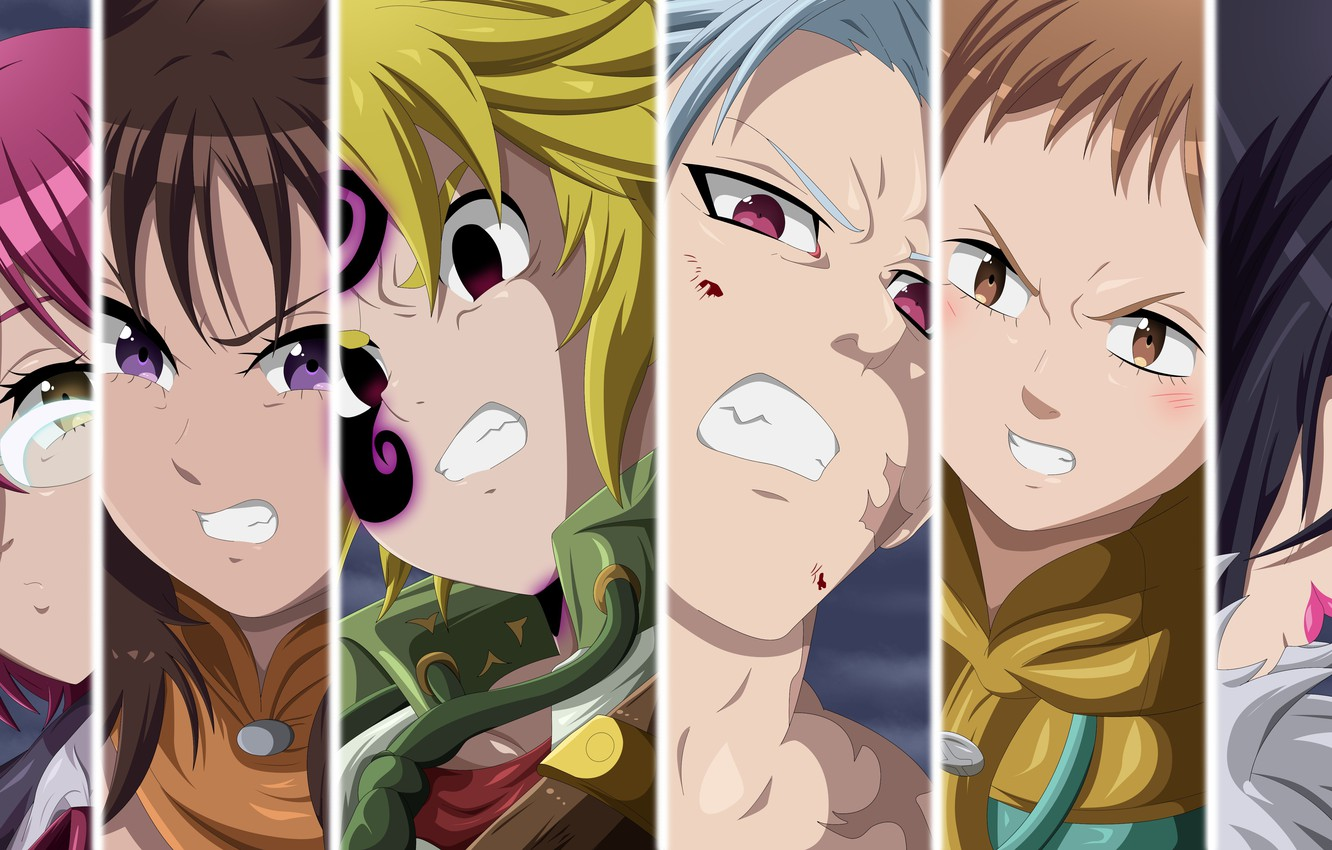 The Seven Deadly Sins Wallpapers