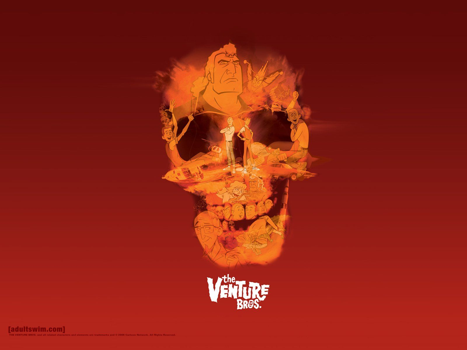 The Venture Bros. Wallpapers