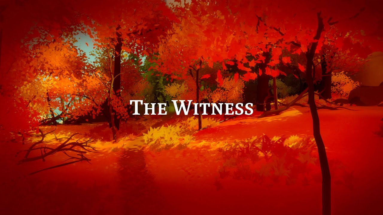 The Witness Game Wallpapers
