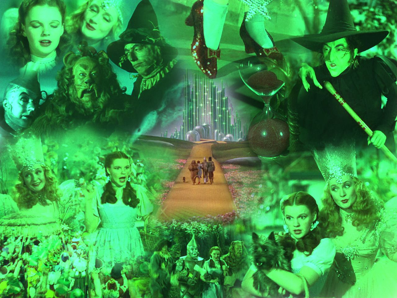 The Wizard Of Oz Wallpapers