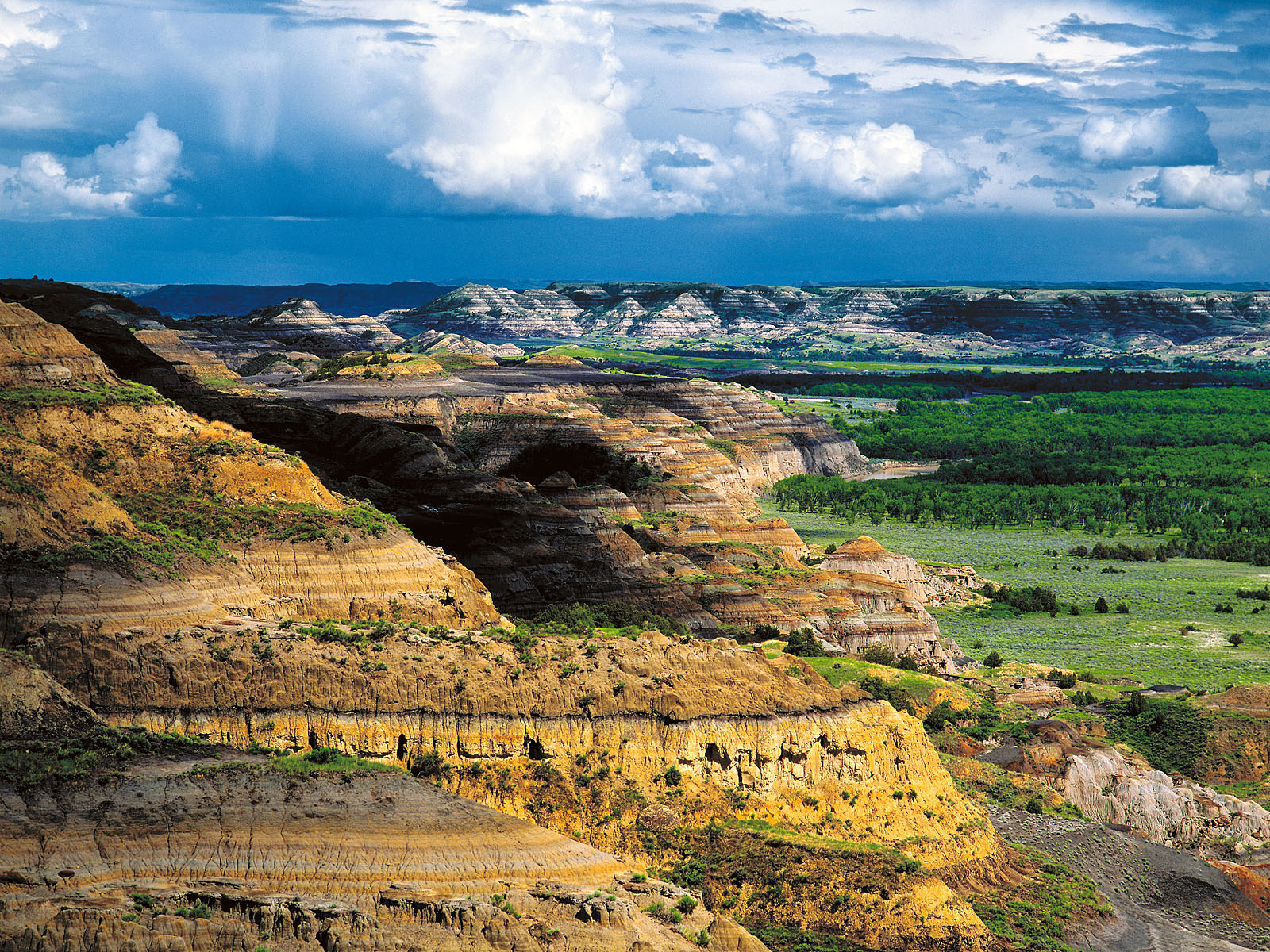 Theodore Roosevelt National Park Wallpapers