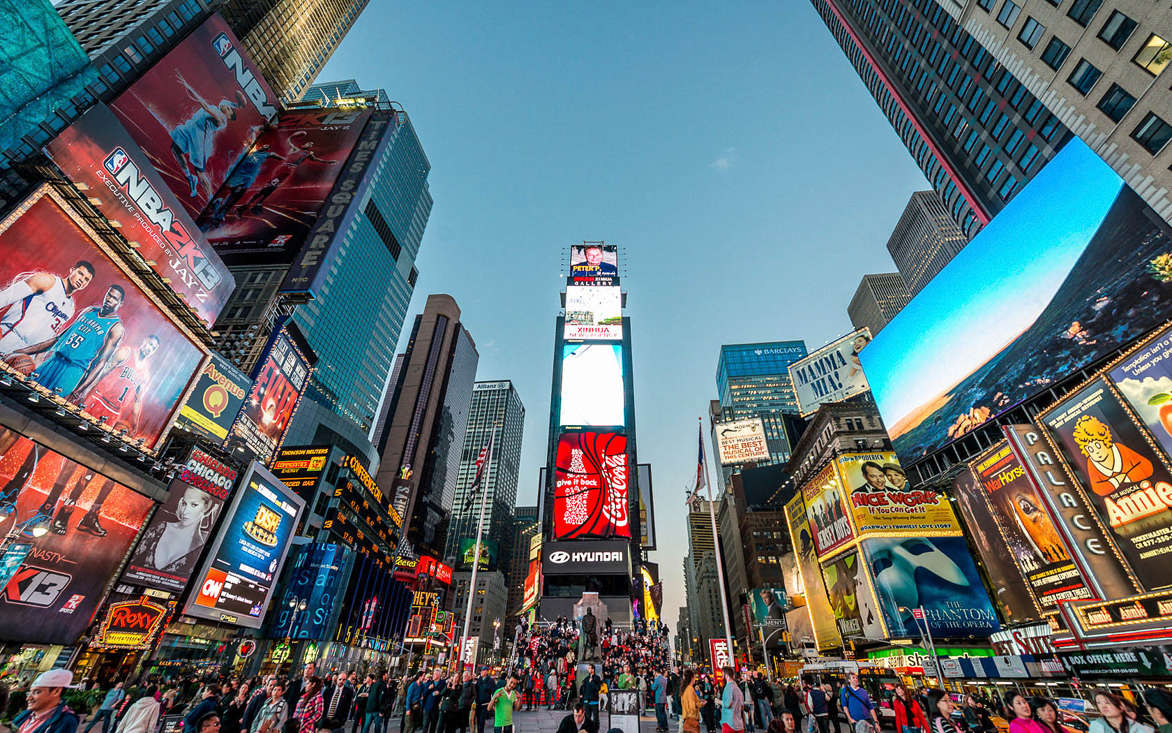 Times Square Wallpapers