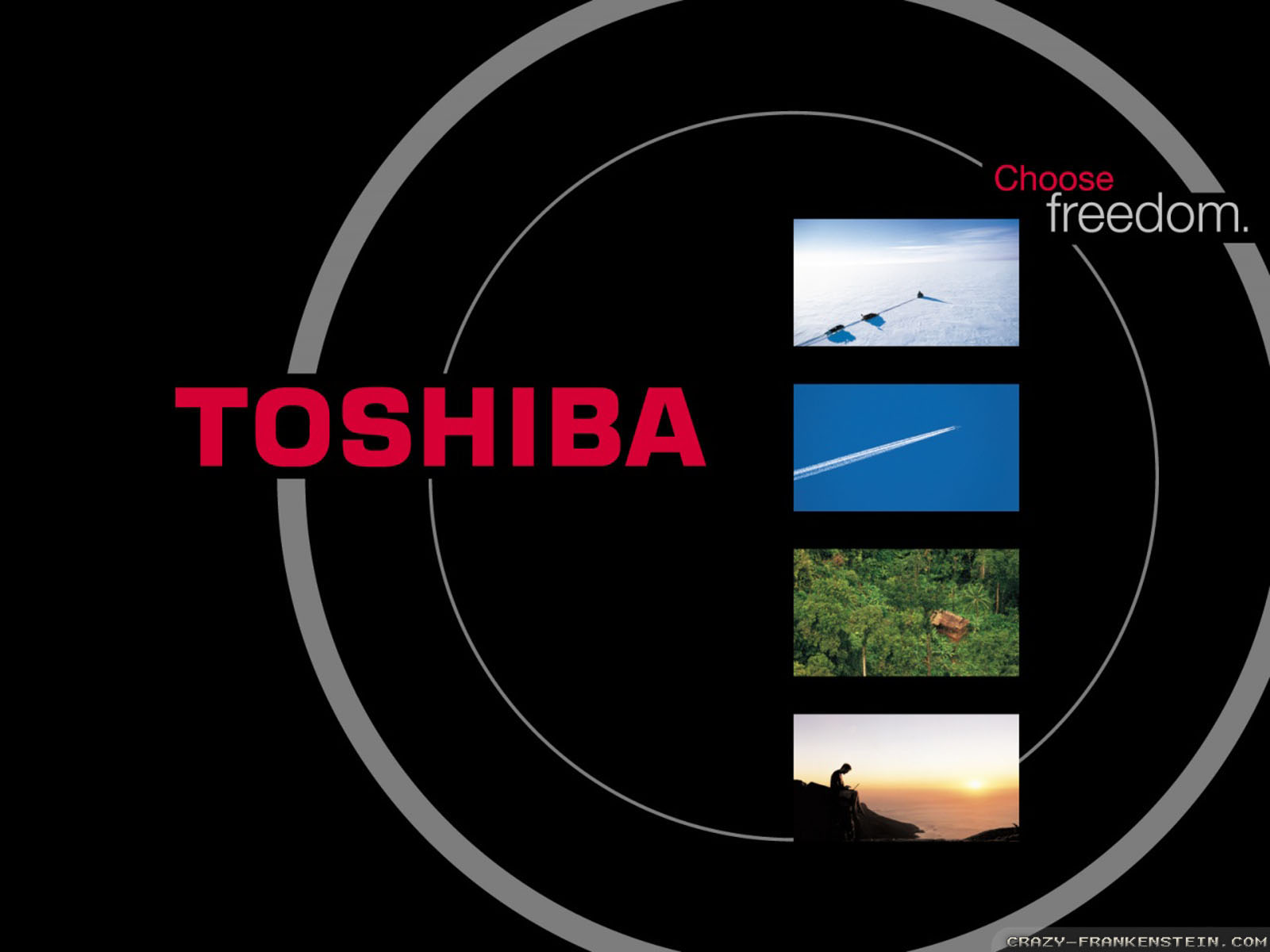 Toshiba Satellite Wallpapers