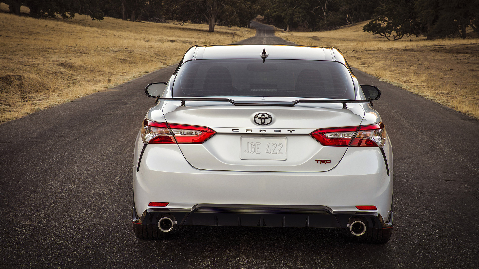 Toyota Camry Wallpapers