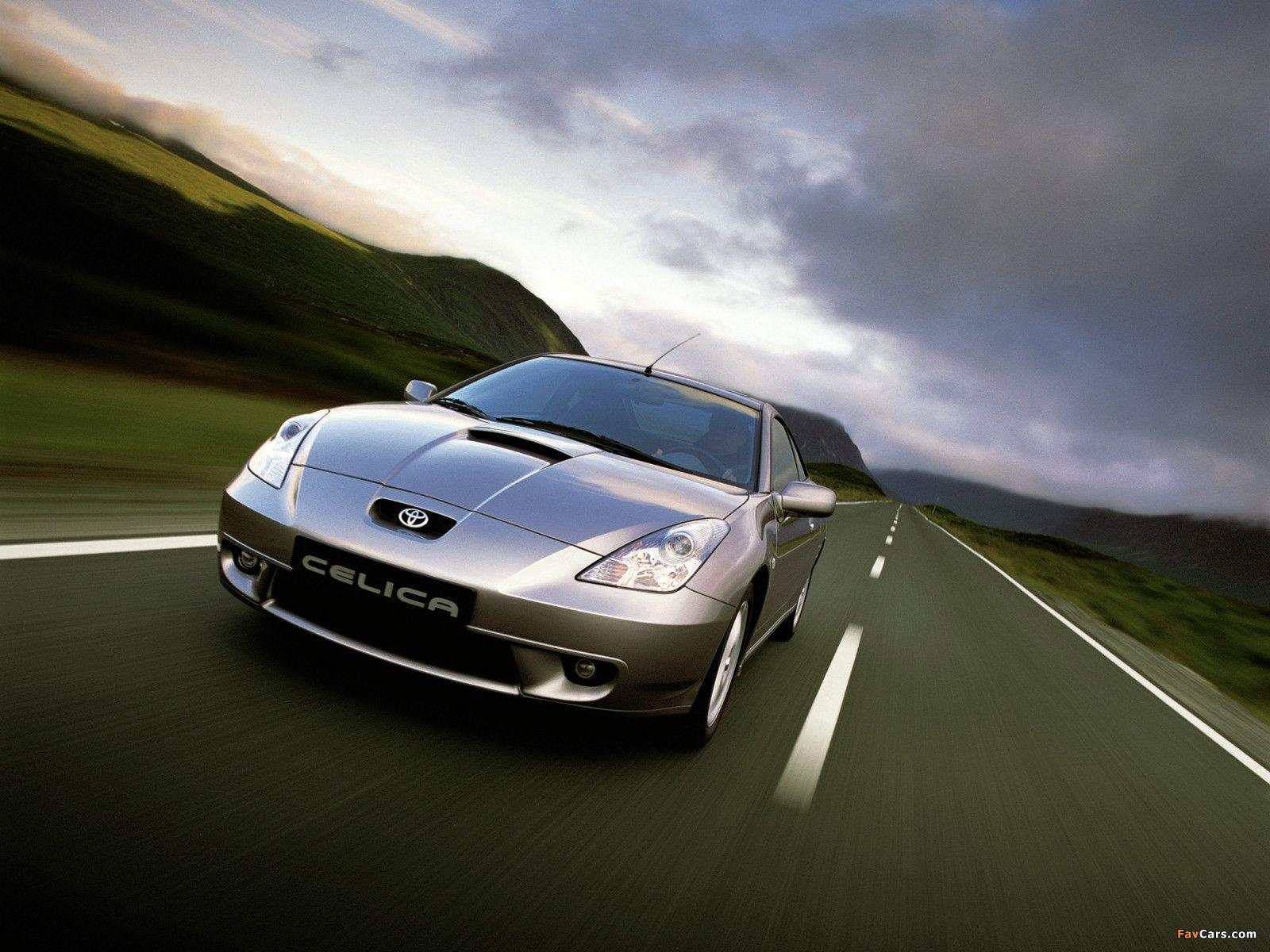 Toyota Celica Wallpapers