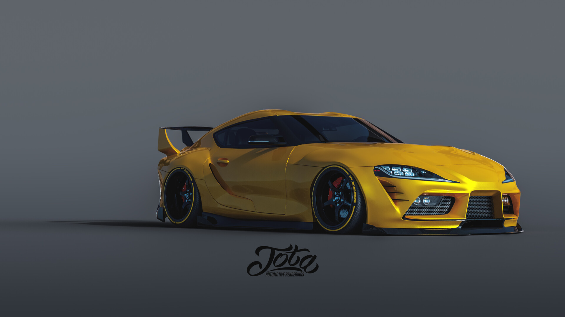 Toyota Supra 2020 Wallpapers