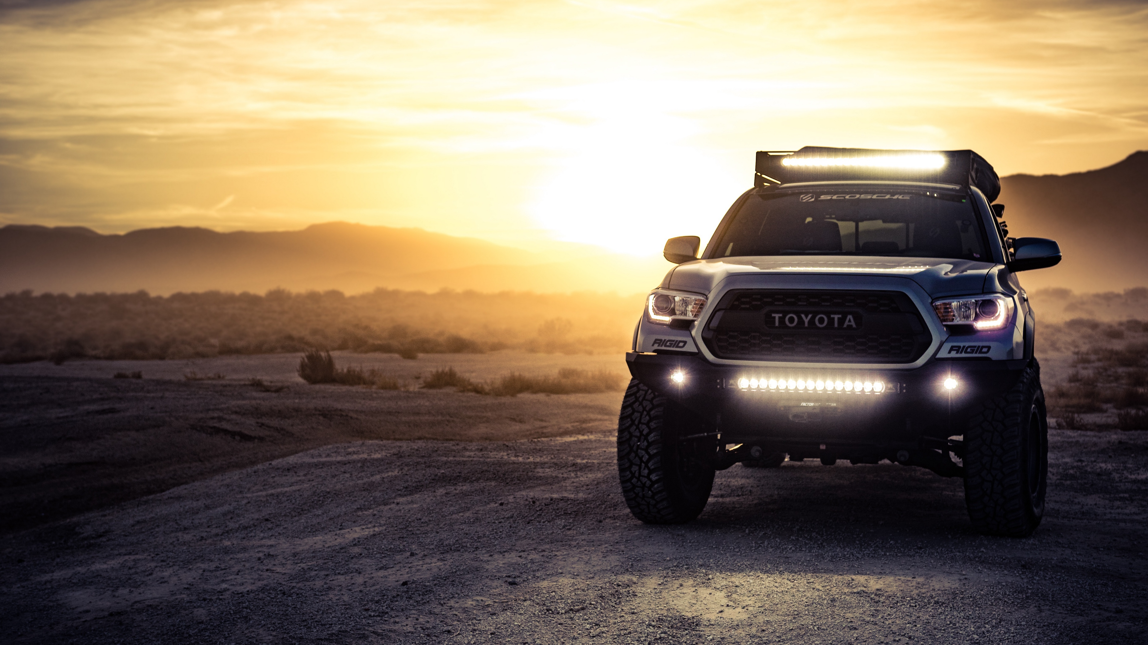 Toyota Tacoma Wallpapers