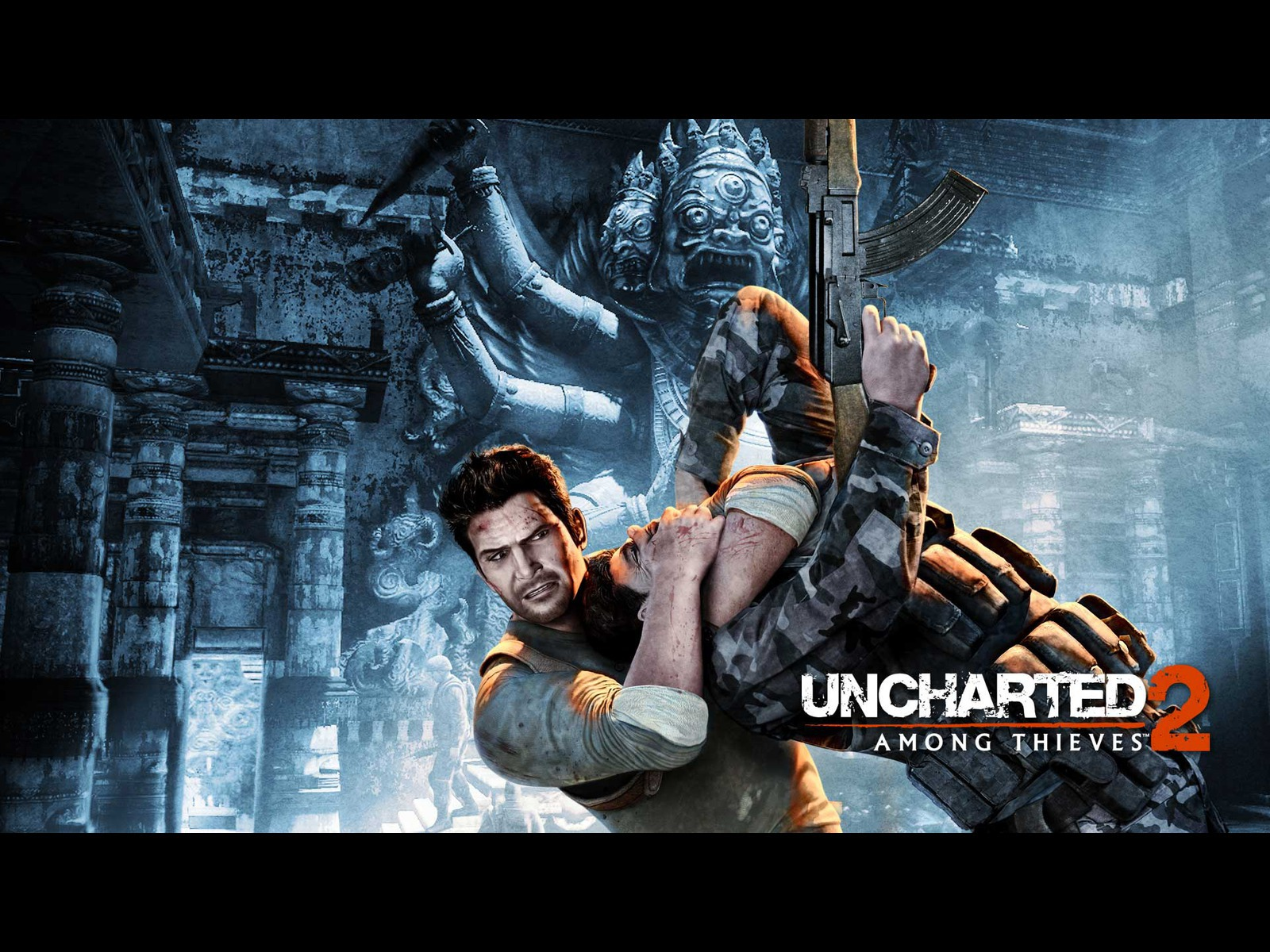 Uncharted 2 Among Thieves Wallpapers