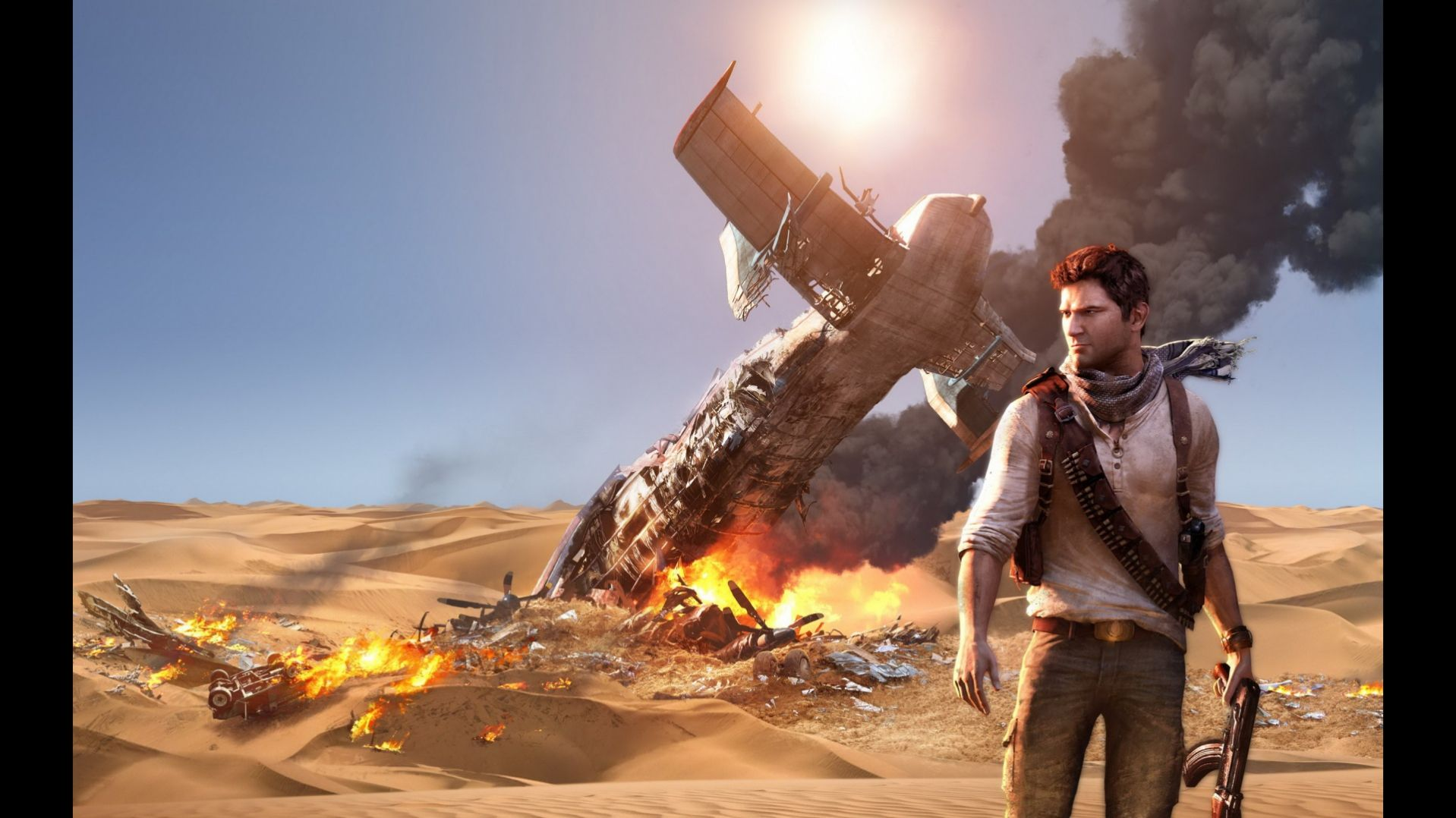 Uncharted Wallpapers