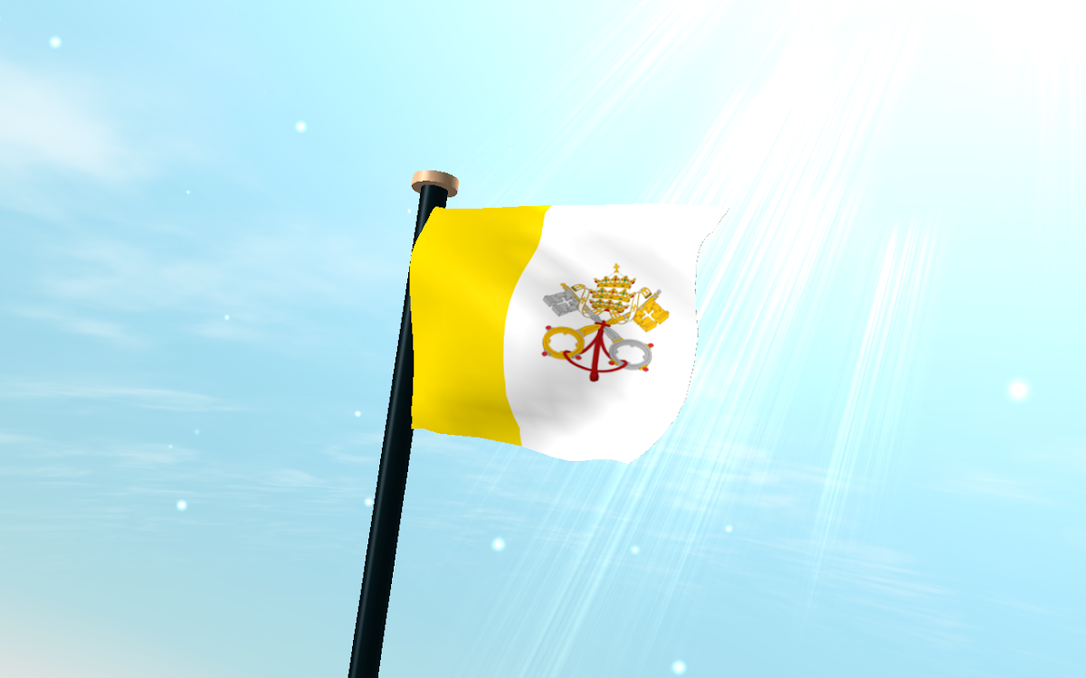 Vatican City Flag Wallpapers