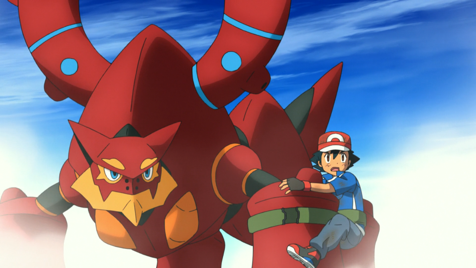 Volcanion Wallpapers