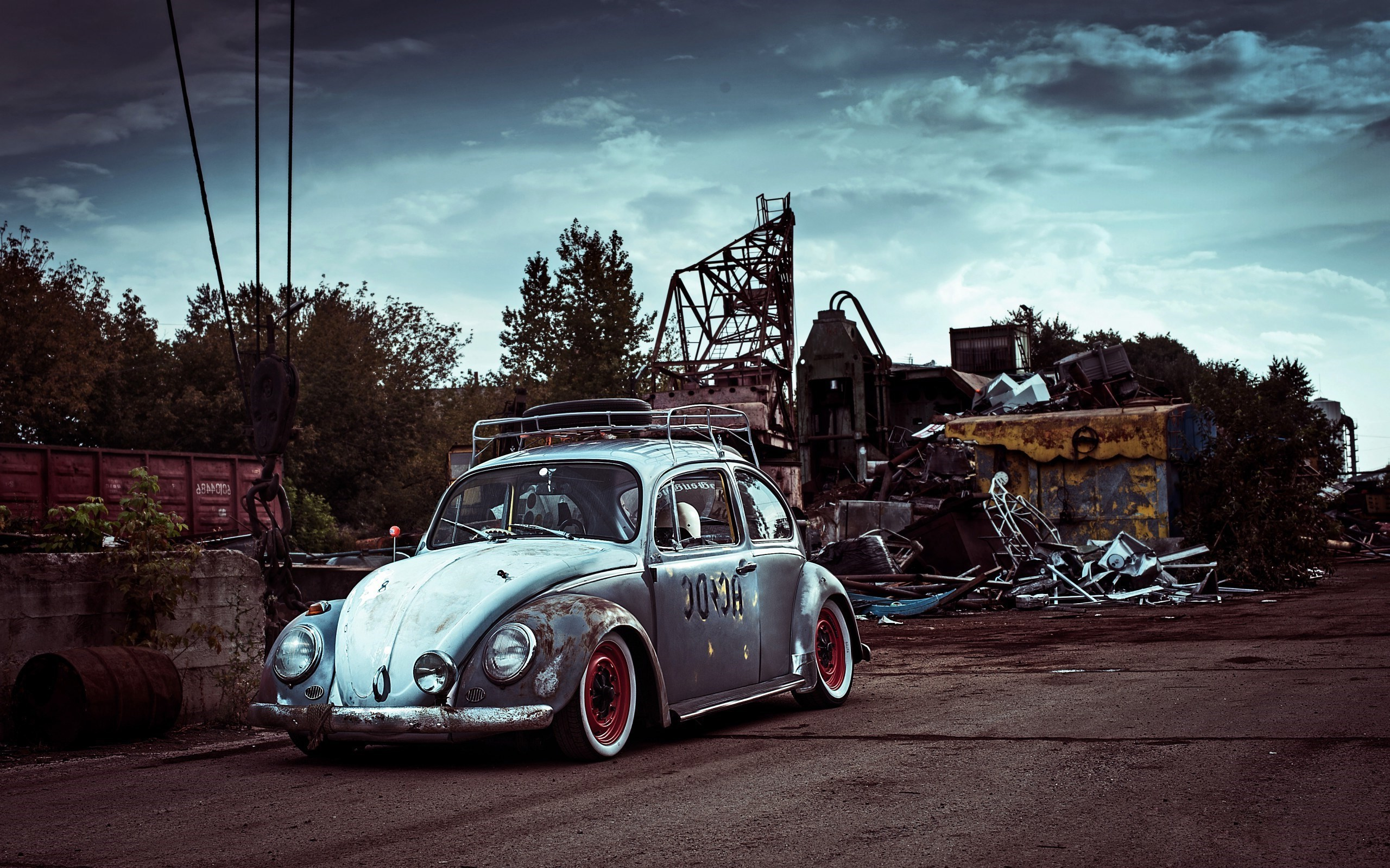 Volkswagen Beetle Wallpapers