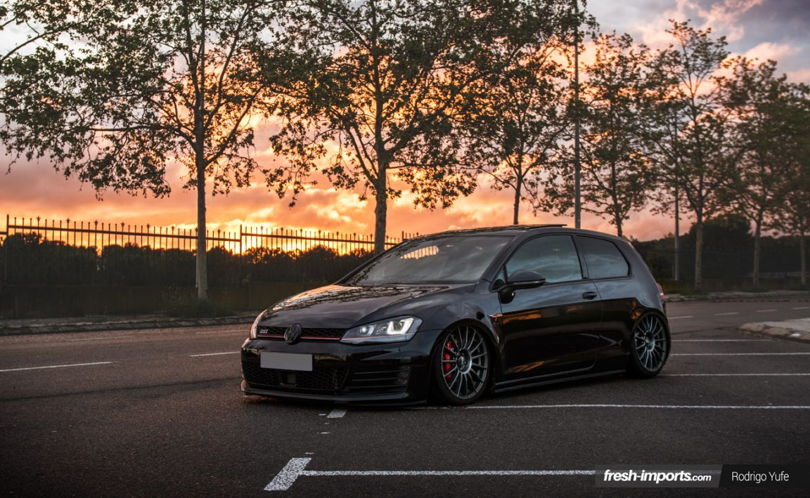 Volkswagen Golf Mk7 Wallpapers