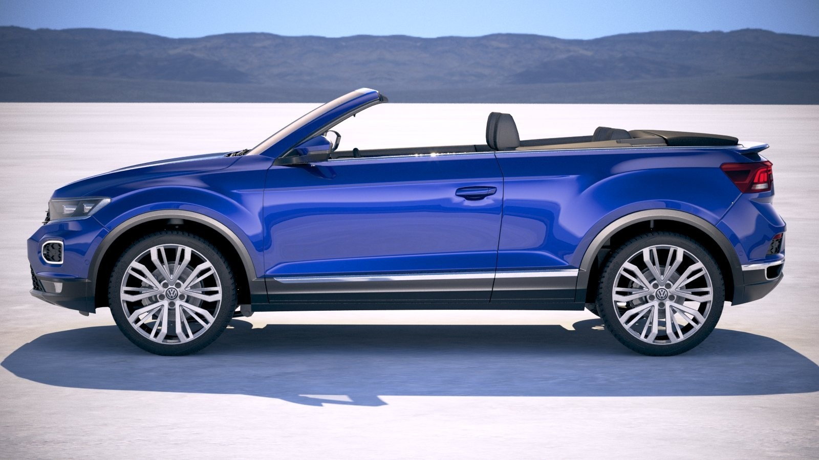 Volkswagen T-Roc Cabriolet Wallpapers