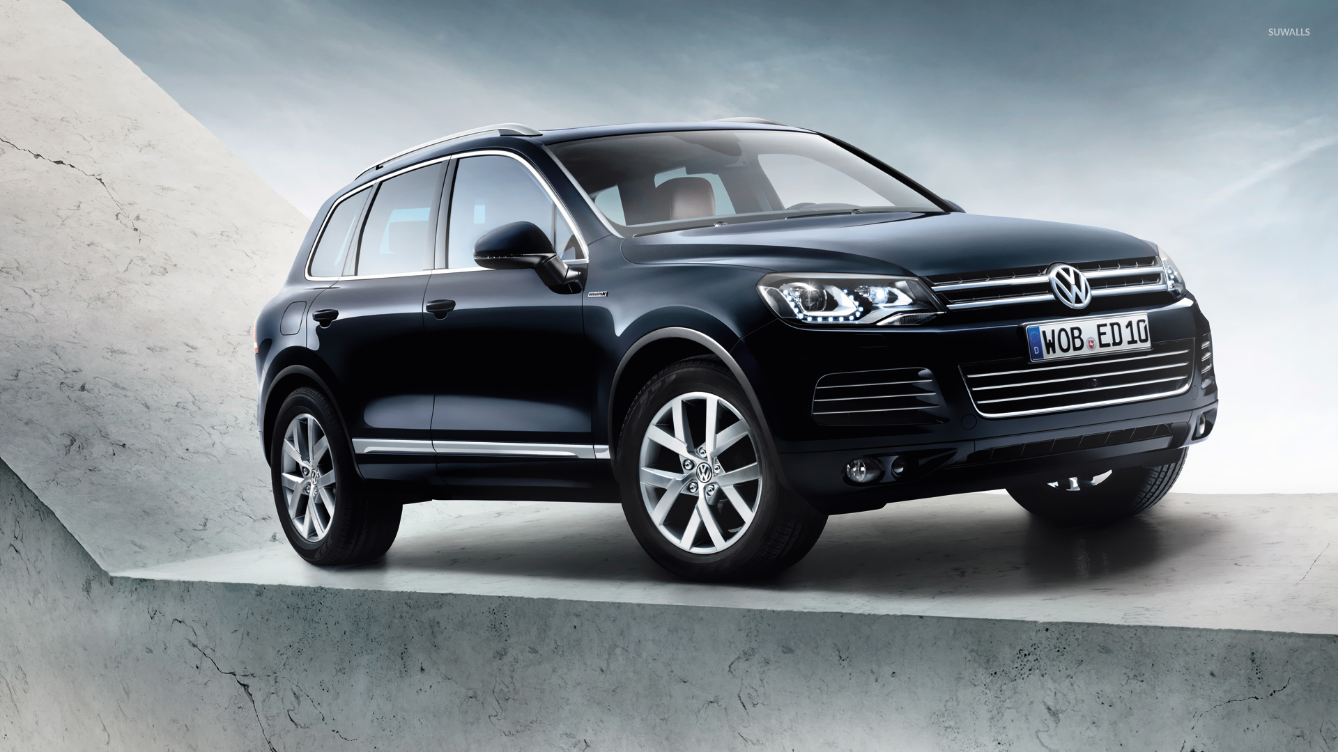 Volkswagen Touareg Wallpapers