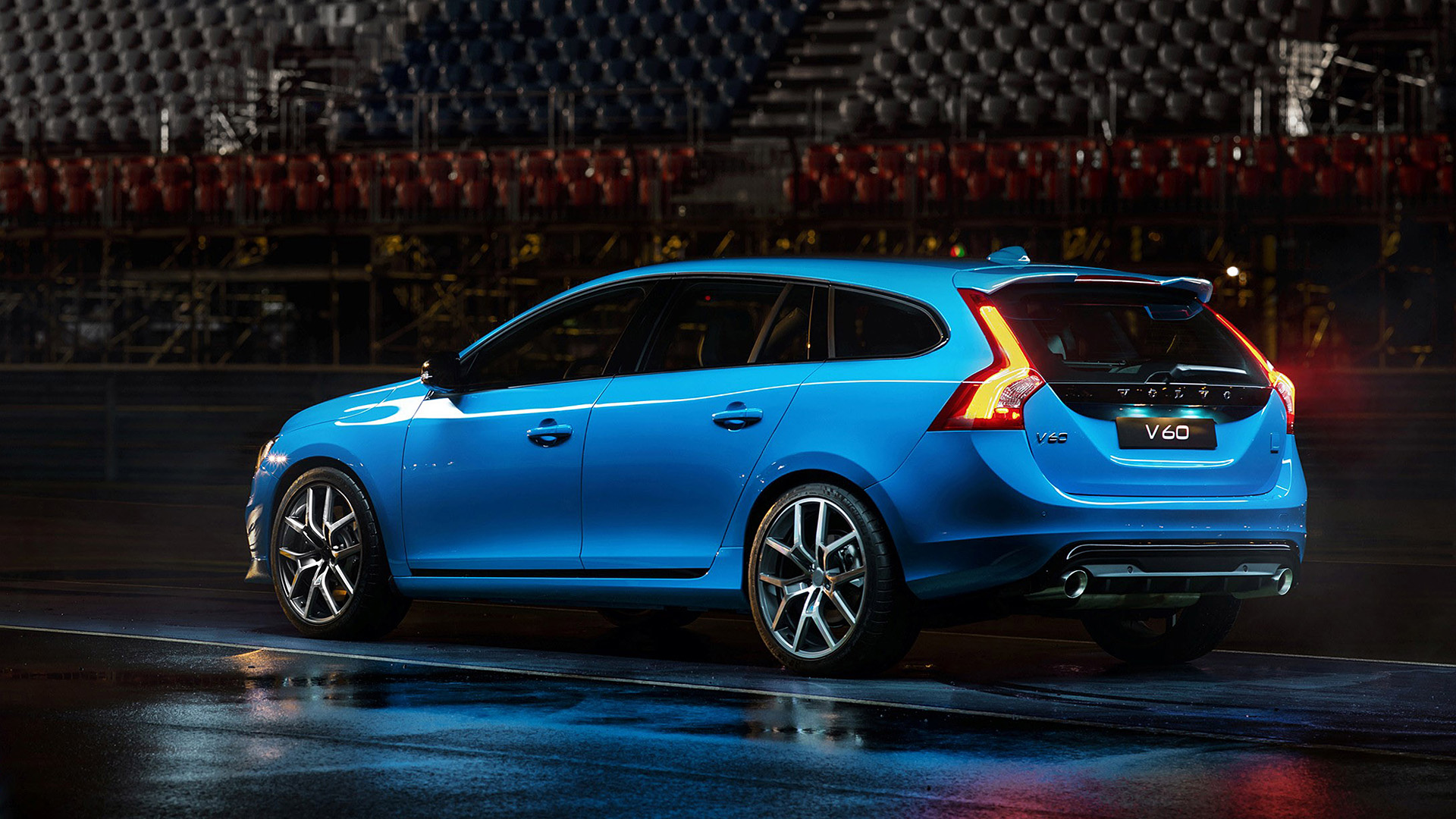 Volvo V60 Wallpapers