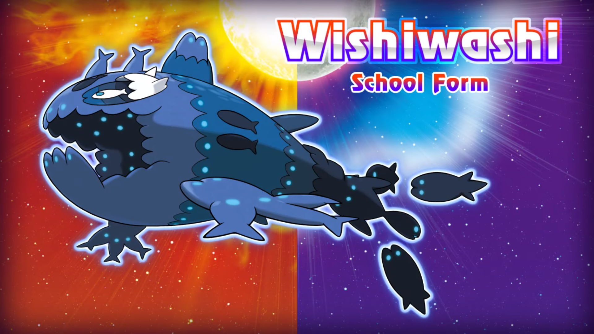 Wishiwashi Wallpapers