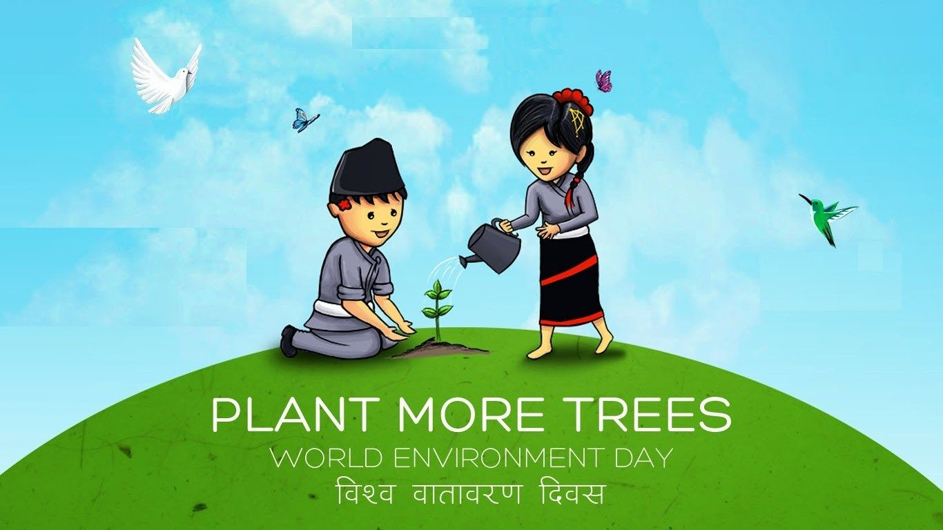 World Environment Day Wallpapers