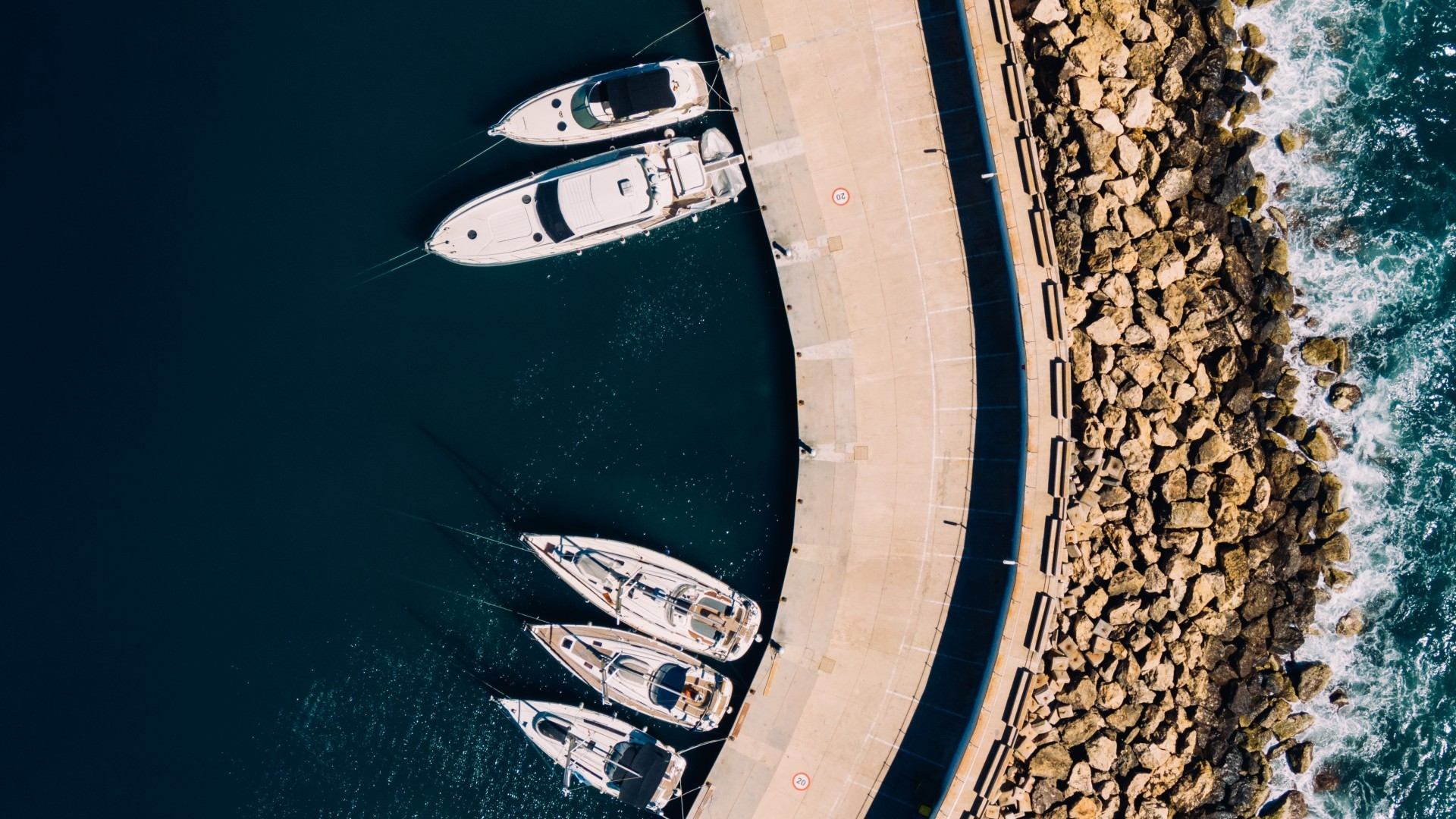 Yachts Wallpapers