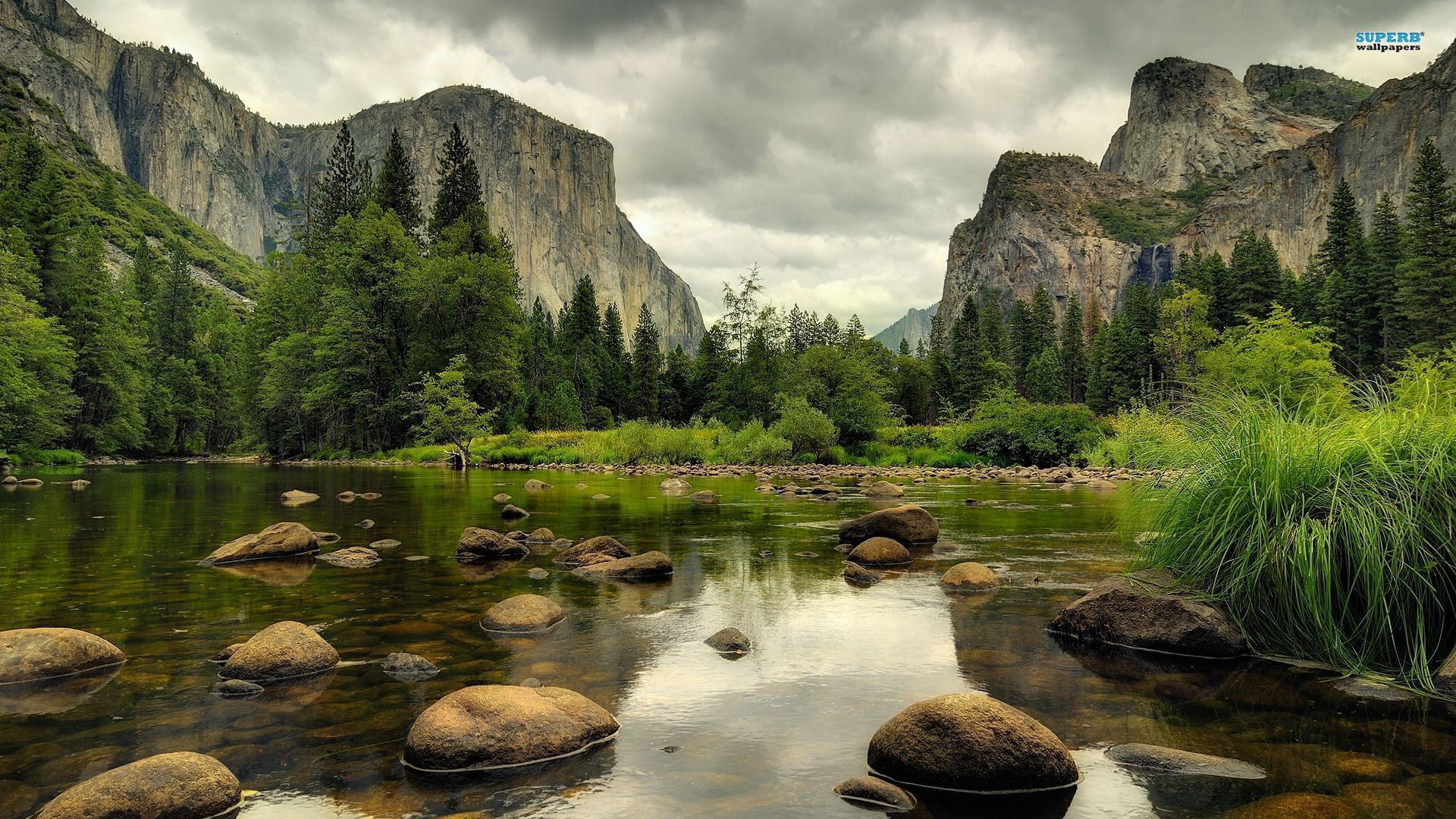 Yosemite National Park Wallpapers