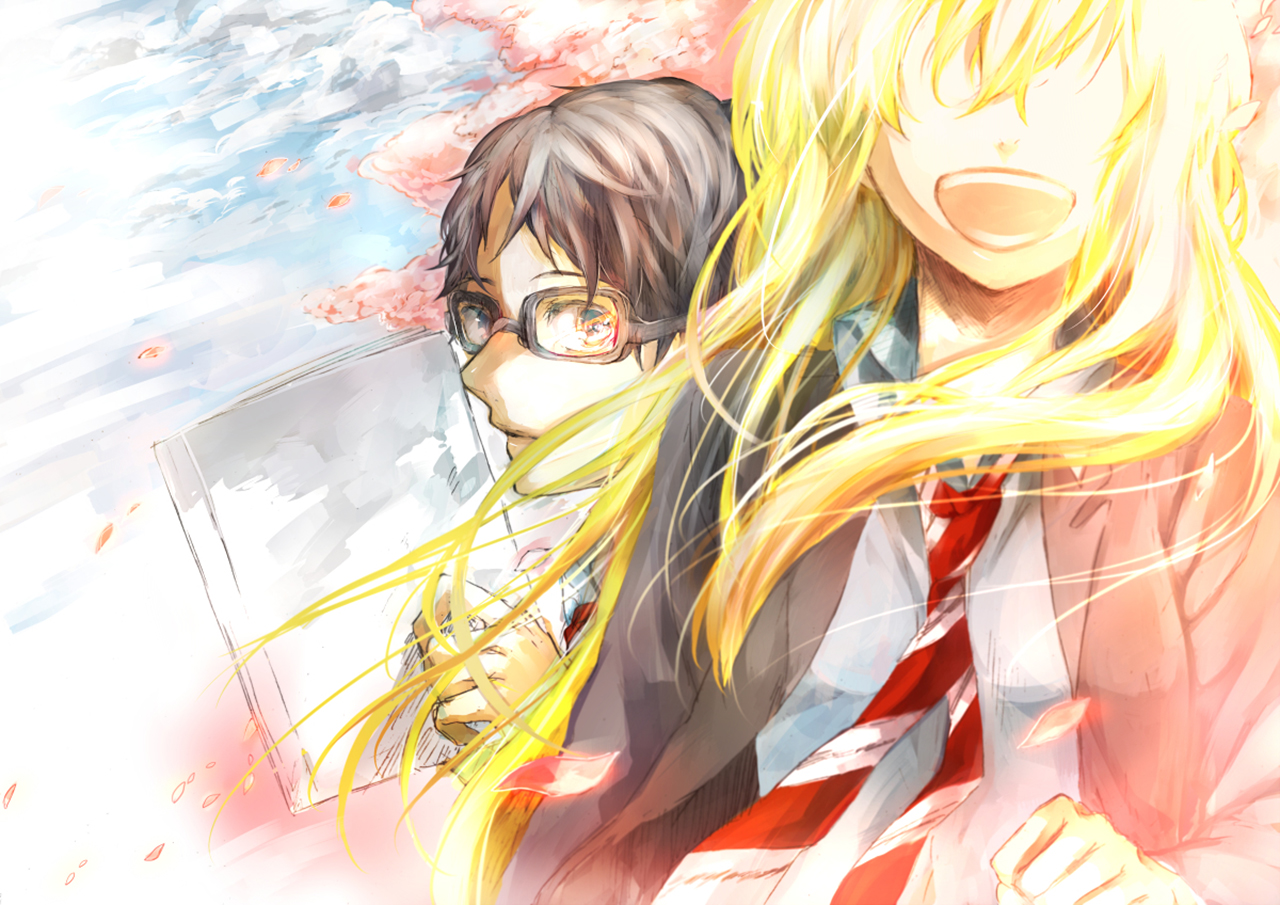 Your Lie In April Wallpapers